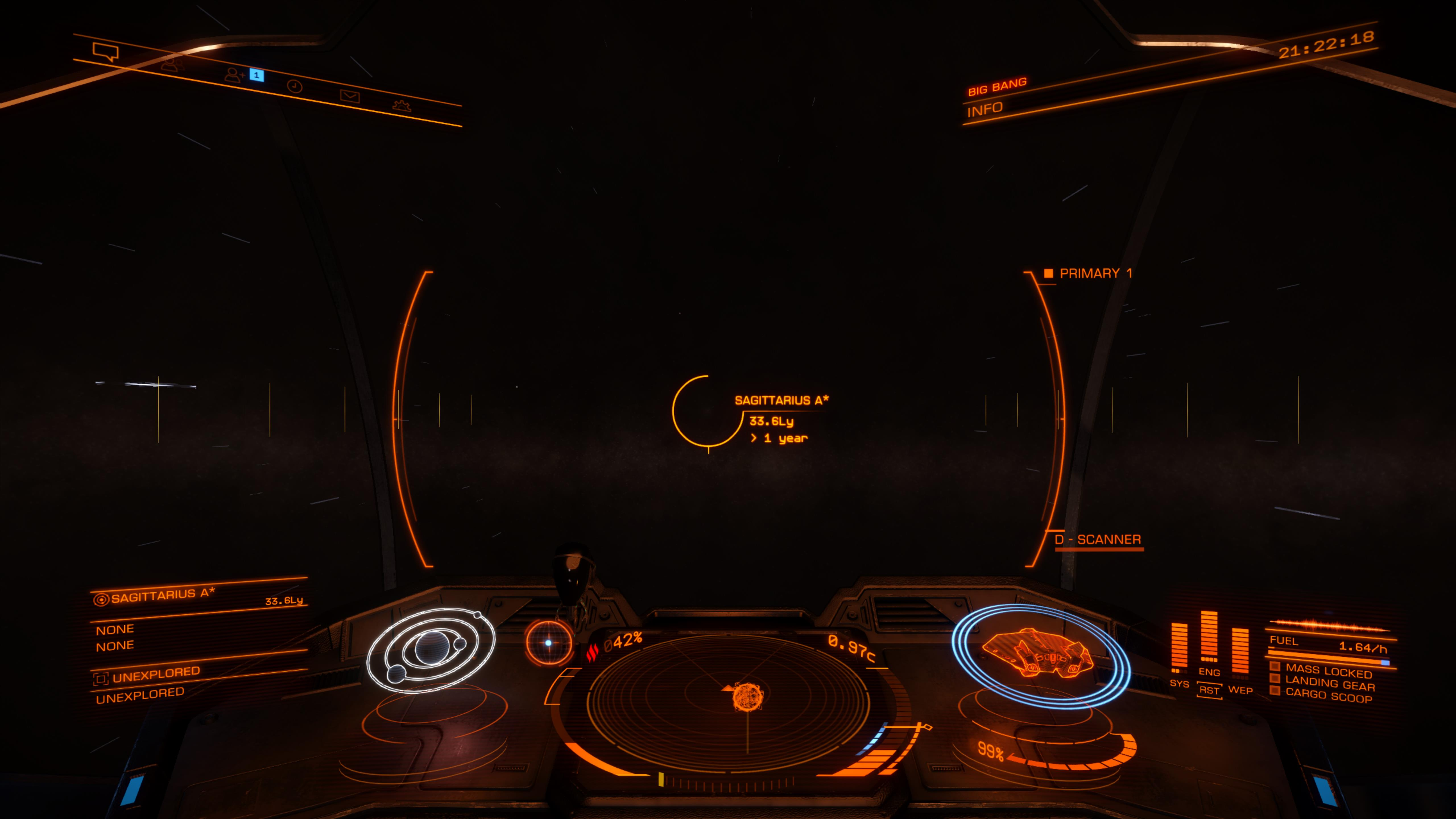 Sag A* in sight